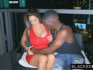BLACKEDRAW Ava Addams Is smashing bbc And Sending images To Her husband