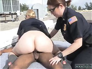 cougar immense cum-shot hardcore peeping Tom on our arses!