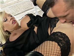 Michelle Thorne got into law to be super-sexy