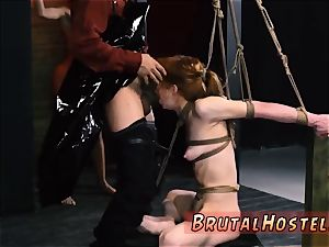 bondage & discipline weekend and romping machine squirt bondage gonzo luxurious young nymphs, Alexa Nova and