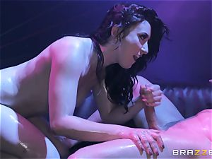 Mandy Muse rump smashed deep by Mick Blue