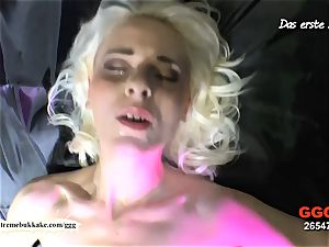 thin Ashley Cox is back for more boners