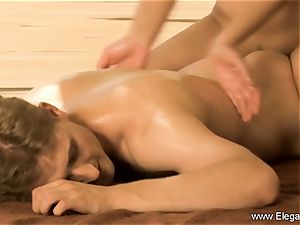 cool rubdown For hottest relaxation Results