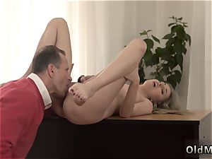 tiny nubile naked Stranger in a humungous building knows how to warm you up