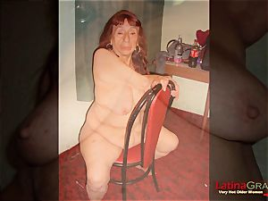 LatinaGrannY Got Together Mature photos Compilation