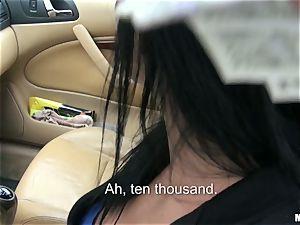 cab driver Natali Blue gets more than she bargains for