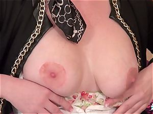 La Cochonne - red-hot pussy and donk ravage with French mature