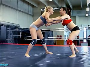 chick Wrestlers Compilation