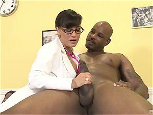 Lisa Ann luxurious cougar physician