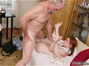 new step daddy and aged woman internal cumshot hardcore Online hook-up