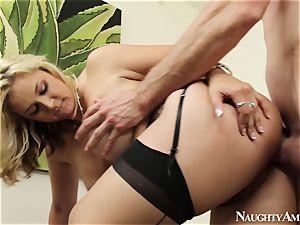 Sarah Vandella And Jordan underwear orgy