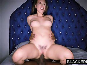 BLACKEDRAW Smoking Swinger wifey tries ebony pecker