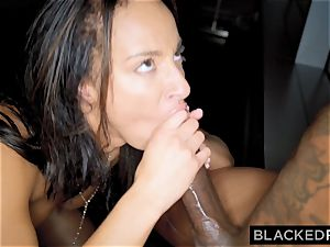 BLACKEDRAW Teanna Trump Is Back And craving Some big black cock