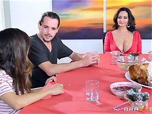 Ava Addams penetrated in her sizzling coochie