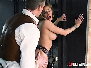 Western coochie plumbing with Jessa Rhodes and Misha Cross
