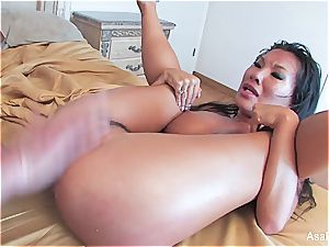 Asa Akira gets a raunchy tear up she'll never forget