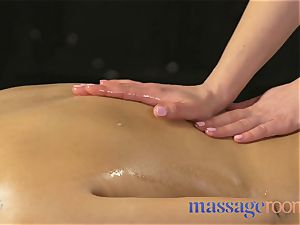 massage rooms massive baps girl-on-girl gives Dutch nymph