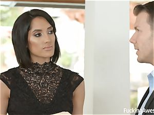 FuckingAwesome Chloe Amour gets boned by MMA fighter