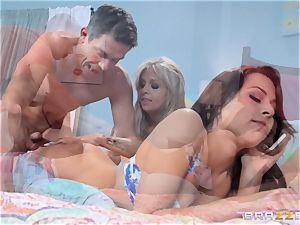 Madelyn Monroe showcased some fleshy ass-fuck by Madelyn Monroe