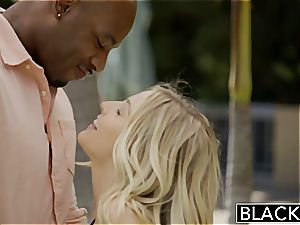 BLACKED first-ever interracial fourway for luxurious Blondes Karla Kush and Jillian Janson