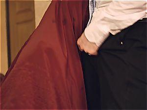 fuckin' a red-hot Arab escort