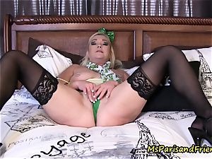 St Patrick's Day mom sonnie Taboo