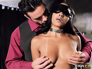 stunning honey Anya Ivy ravaged testicles deep on her appointment