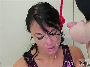ultra-cute restrain bondage slave first-ever time Talent Ho