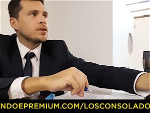 LOS CONSOLADORES - red-hot audition with Hungarian Sicilia