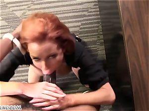 super hot mature Madame Veronica Avluv operates its worker