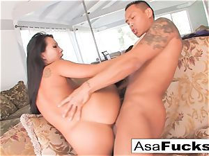 Asa having some great hump with her fellow plaything Keni