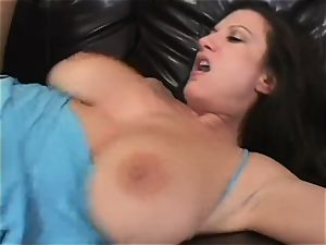 Randy Stephanie Wylde gets her moist cooch pummelled