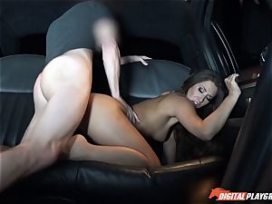 Eva Lovia picks up men off the street to tear up