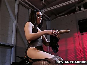 DeviantHardcore - skin Diamond Fetish pulverize with Gabriella Paltrova